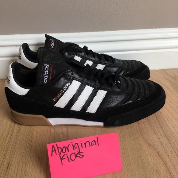 Adidas Mundial Goal Soccer Shoes